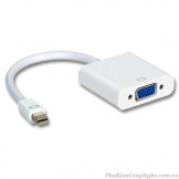 Cáp Mini DisplayPort to VGA