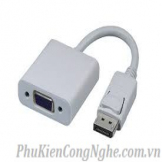 Cáp DisplayPort to VGA