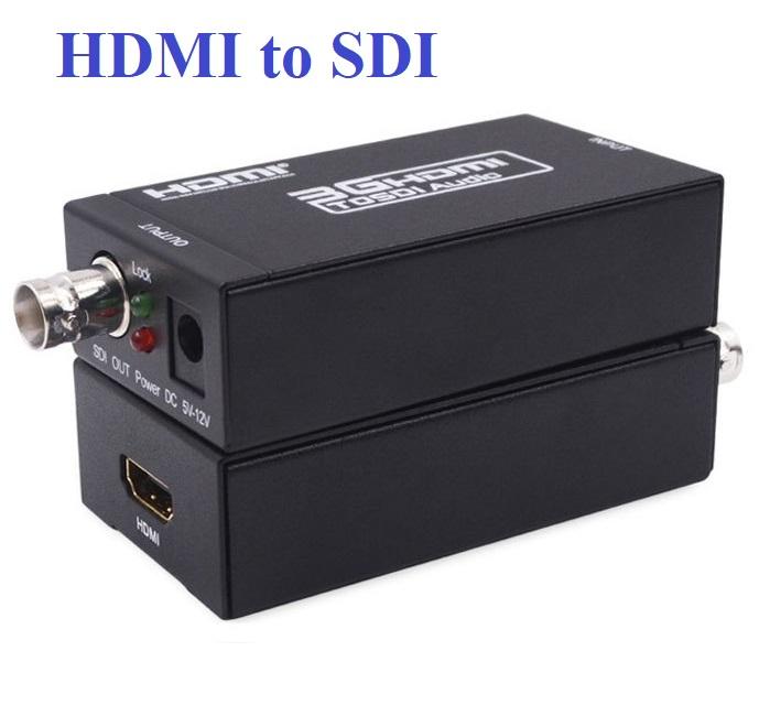 Bộ chuyển đổi HDMI sang 3G, SDI chính hãng FJ-HS002
