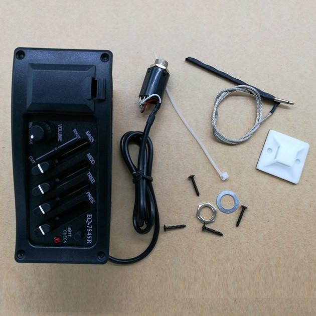 EQ 7545R Khuếch đại âm thanh cho đàn Guitar