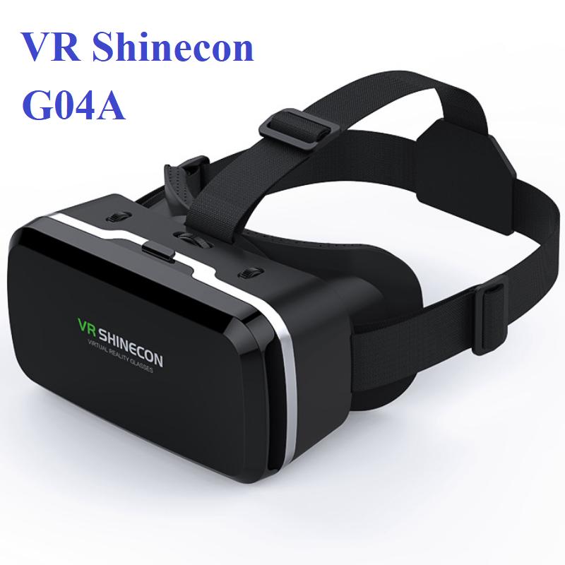 Kính thực tế ảo VR SHINECON phiên bản 4