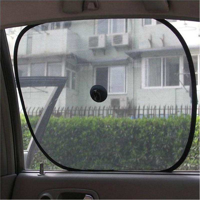 Bộ 2 tấm che nắng cửa kính ô tô dạng lưới