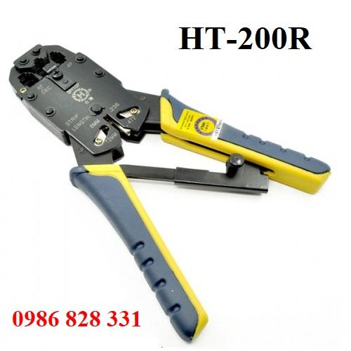 Kìm bấm mạng đa năng HT-200R