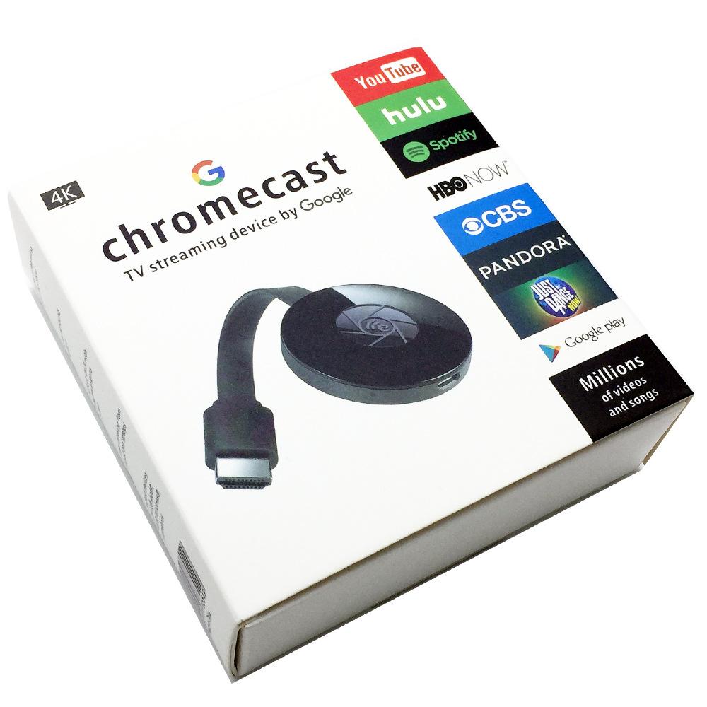 Thiết bị HDMI không dây ChromeCast 2018