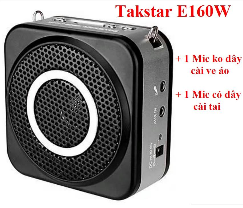 Máy trợ giảng không dây Takstar E160W Wireless